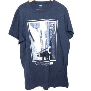 Old Navy NYC Pride of Five Boroughs Picture Tee